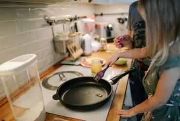 Cocinar con tu hijo | Una receta divertida