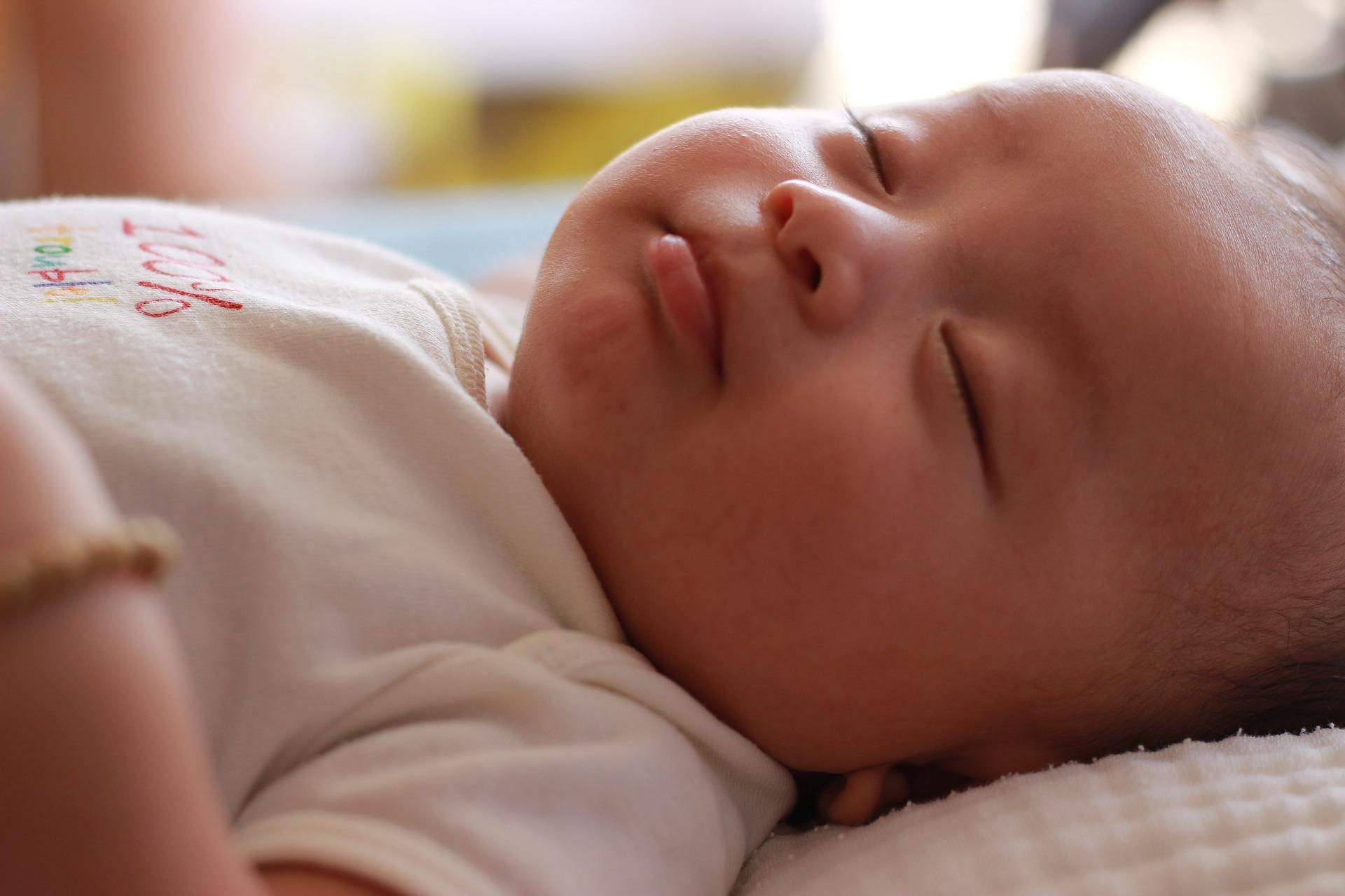 Mi bebé no duerme - mamas360 - Recién nacido