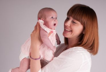 Los sentidos del recién nacido | 5 Juegos para estimularlo