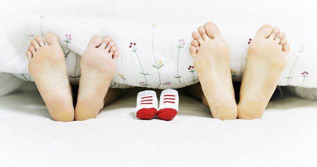 Días fértiles - mamas360 - pies y escarpines