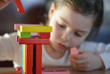 Los juegos que fomentan el intelecto en niños de 3 años