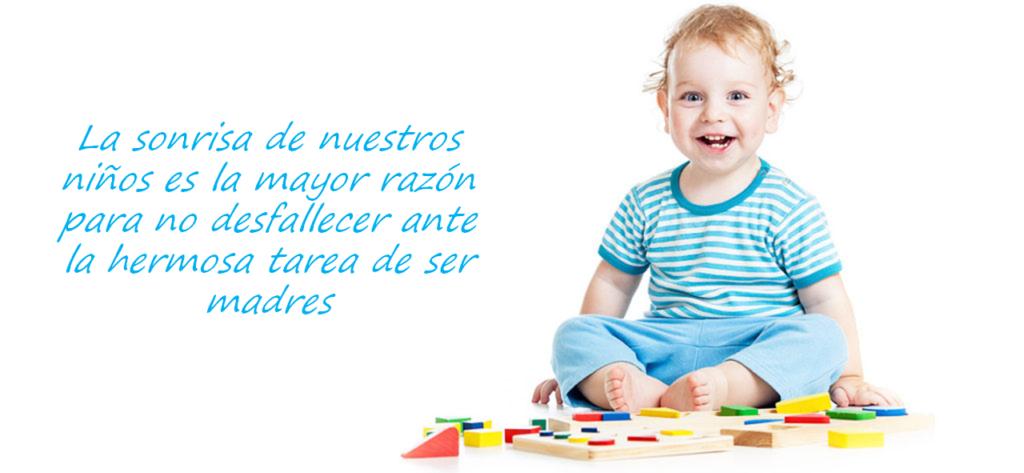 Niños Felices- mamás360