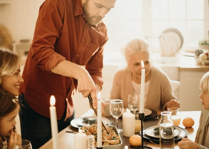 Familia - Beneficios de comer - Mamás360