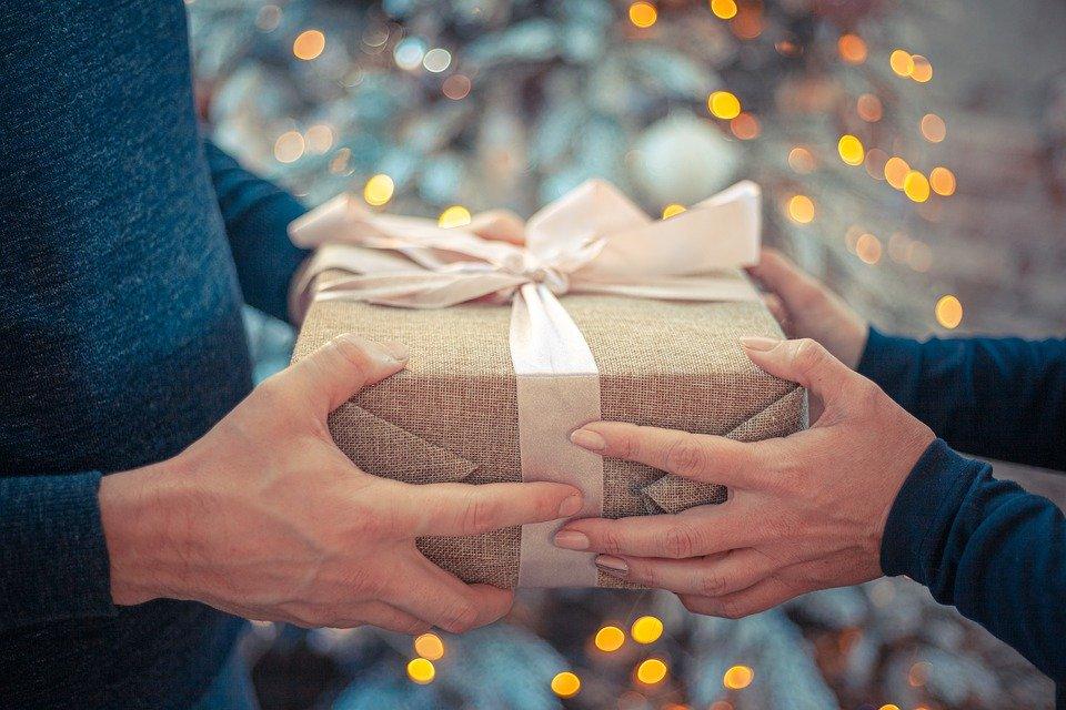 Intercambio de regalos - Noche buena - Mamás360