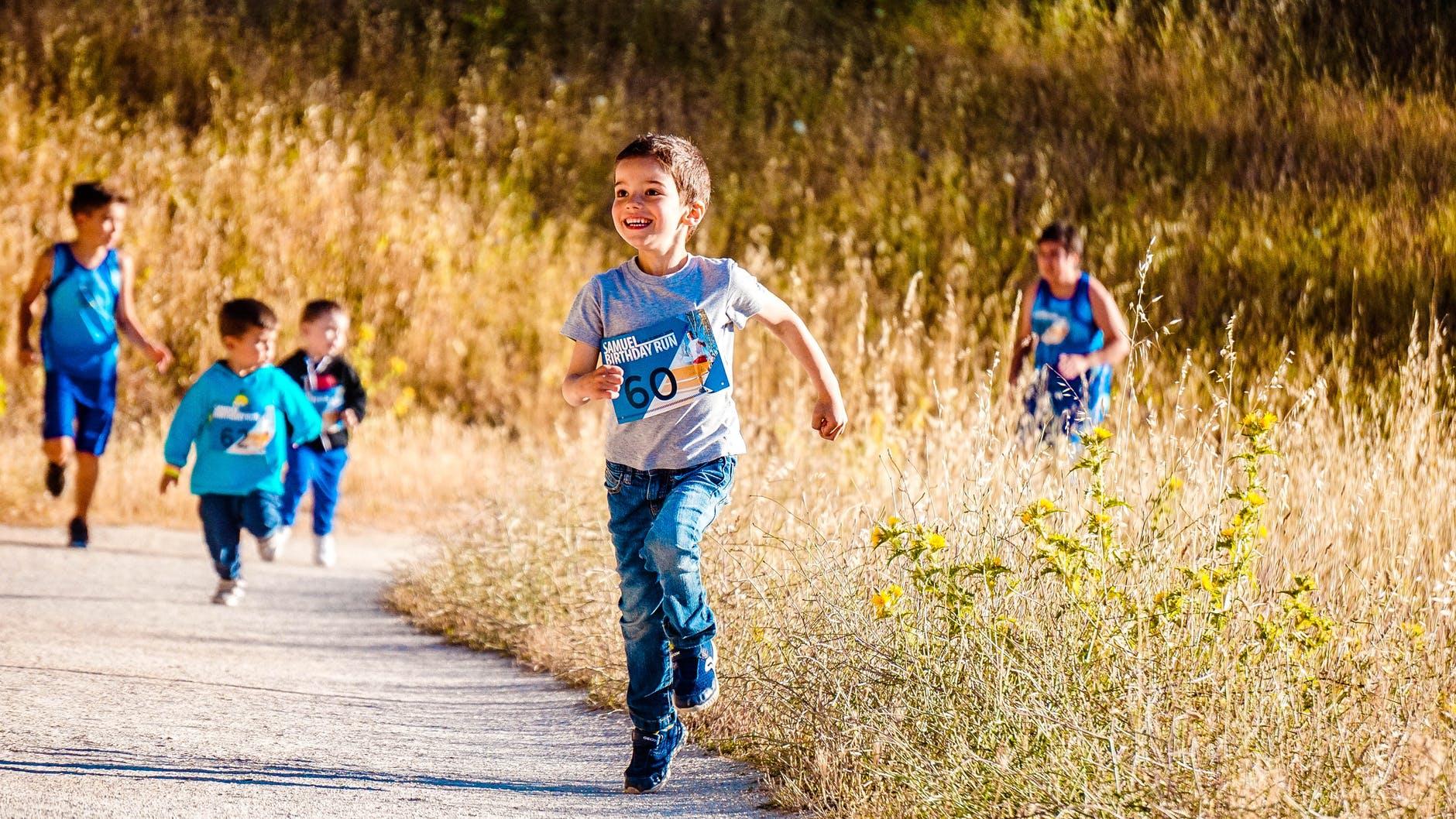 Sobrepeso Infantil - Actividades físicas - Mamás360