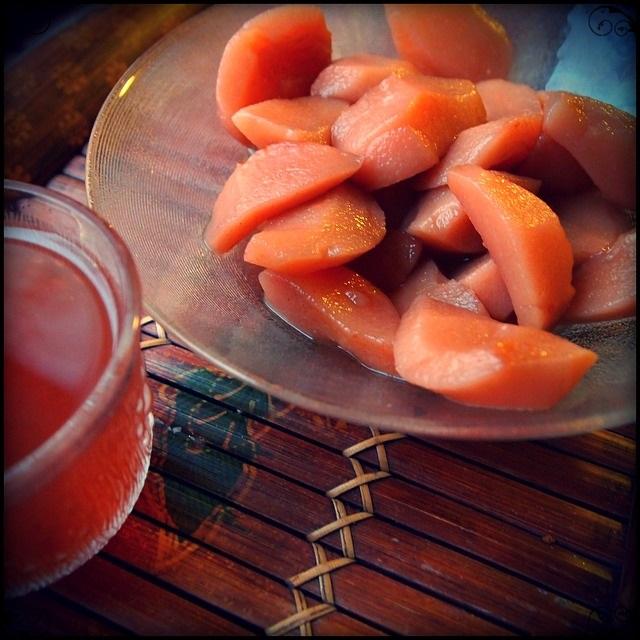 Compotas - de frutas - Mamás360