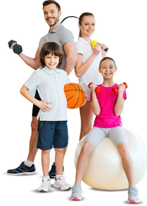 Cuidados - Deportes y Familia - Mamás360
