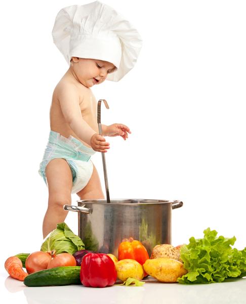 Recetas - Bebés - Mamás360