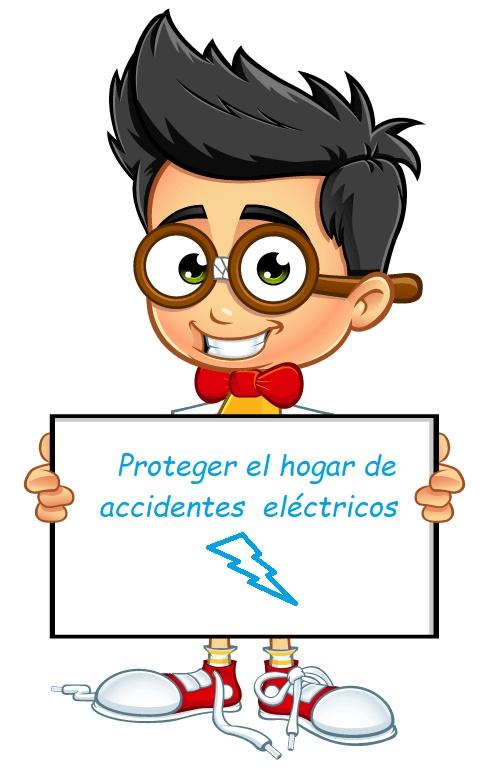 Accidentes eléctricos - Protección - Mamás360
