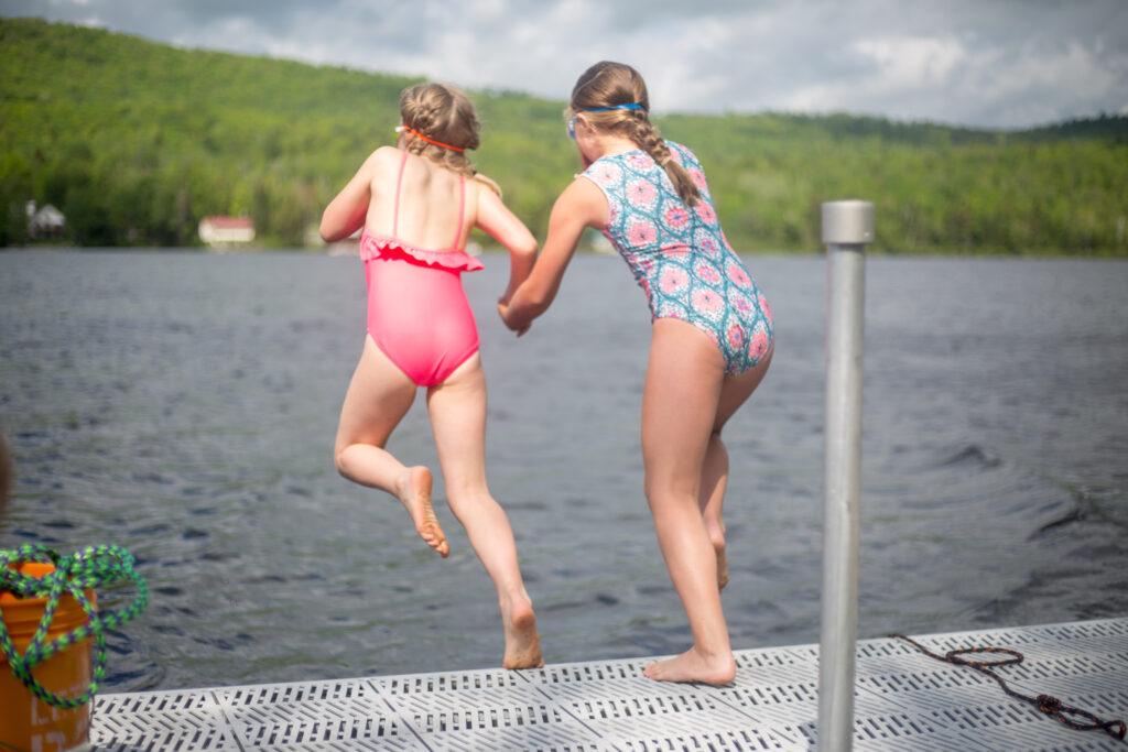 beneficios de la natación-niños-mamas360