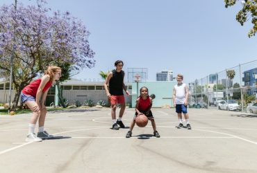 Básquetbol   Beneficios que trae en la pubertad